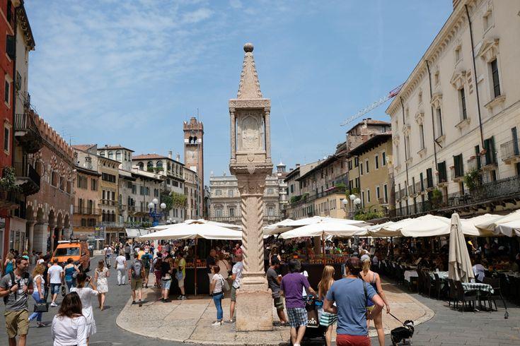 Auf den Spuren in Verona - Romeo und Julia