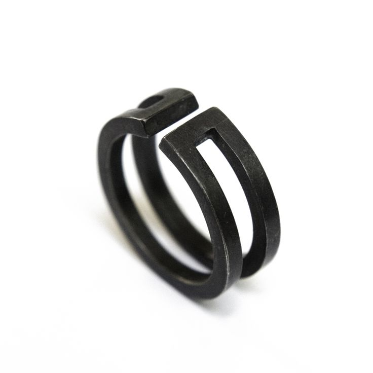 Linear Wrap Band by Erica Bello - this is easily the thing I want most.  So cool.
