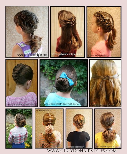 586 best girly do hairstyles images on pinterest hair treatments girly do hairstyles by jenn my top 10 for 2013 urmus Images
