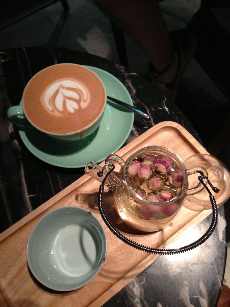 Coffee or Tea?