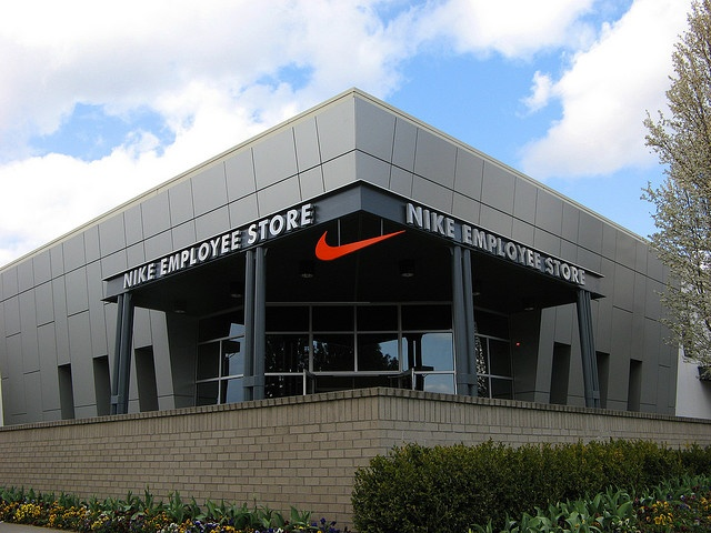 Nike Employee Store (actually in Beaverton, OR) - It's going to ...