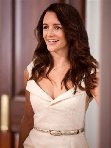 Love Charlotte from sex and the city! My hair ambition... Grow hair grow!!