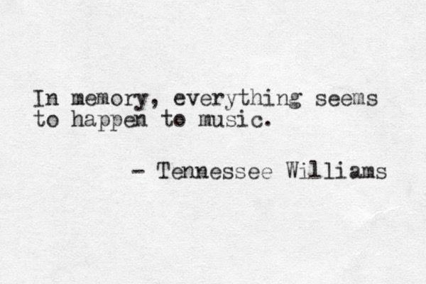 Tennessee Williams