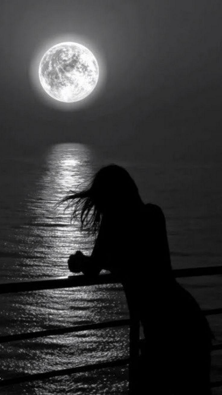Картинки грустные одиночество девушки
