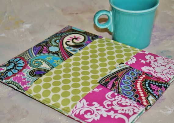 Kindle Case, kindle touch case, kindle sleeve, nook Cover  kindle Case Nook Color, Kobo, Sony - Cozy  in Preppy Paisley on Etsy, $22.75