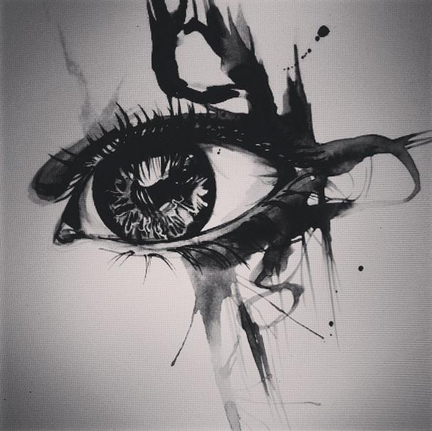 Tatouage oeil tatoos pinterest - Signification oeil tatouage ...