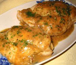 Filety z kurczaka nadziewane szpinakiem i feta