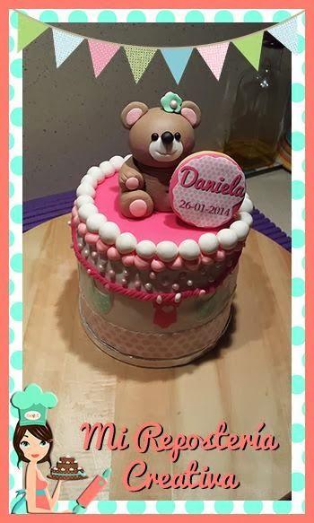 tarta de Nacimiento Daniela