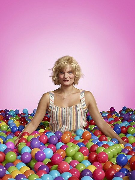Martha Plimpton...one of the most underrated actresses...who knew she had comedic chops?