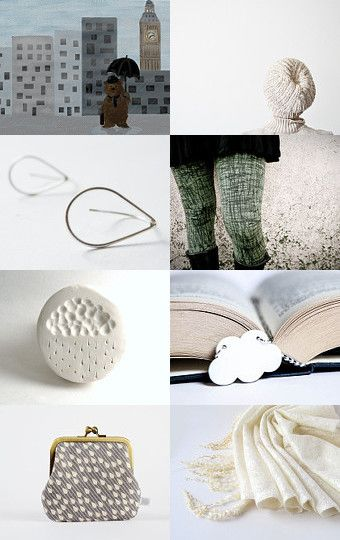 Spring rain by Lunica on Etsy--Pinned with TreasuryPin.com