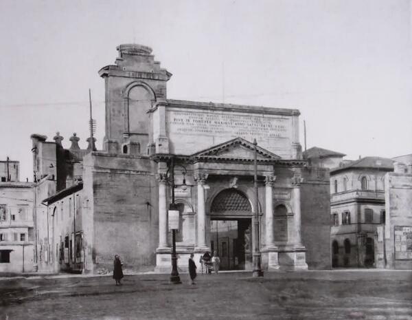 Porta Pia, 1930