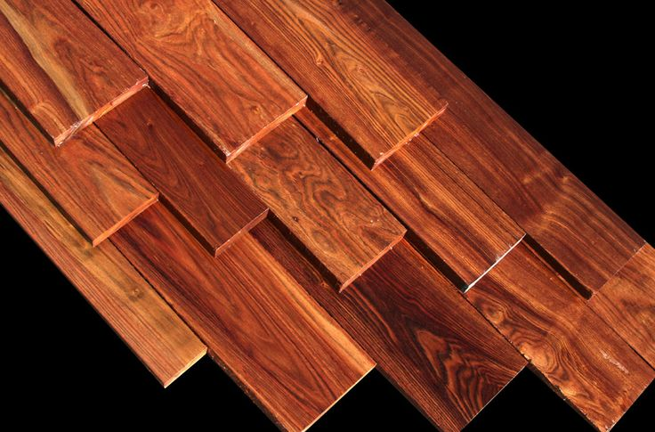 Exotic Wood Caribbean Rosewood Carribean Rosewood Is Also