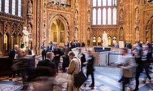 Two Freemasons' lodges operating secretly at Westminster