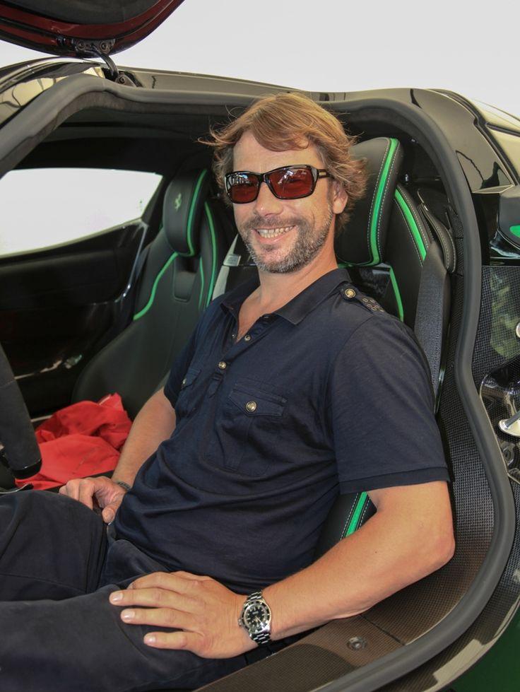 Ferrari al Goodwood Festival of Speed. Tutte le immagini live |