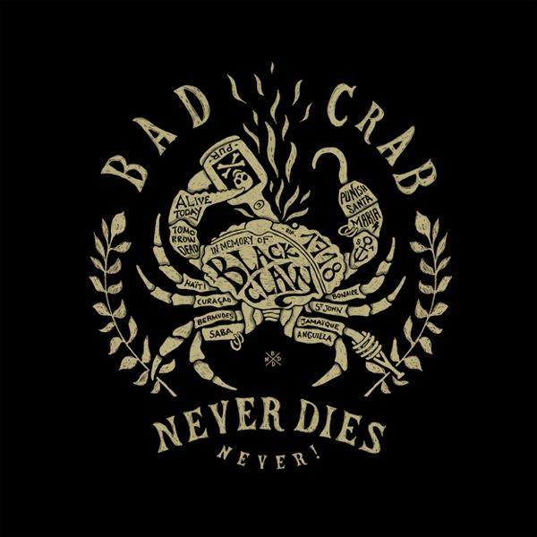 BAD CRAB for STEPART by BMD