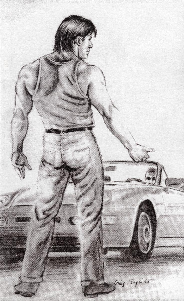 retro-gay-illustration : Photo