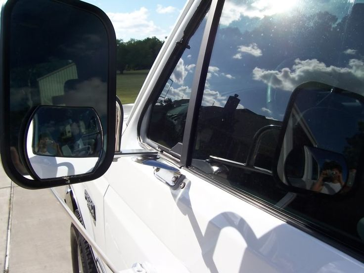 Best Towing Mirrors For A 1995 F350 Powerstrokenation