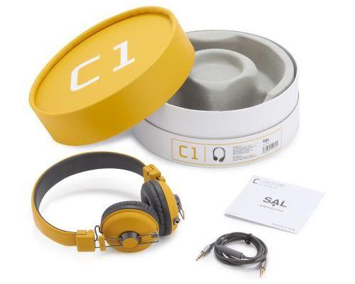 SAL headphone and package