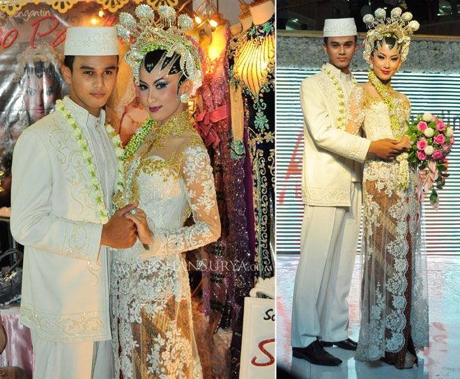Traditional Wedding Gown - Paes Ageng