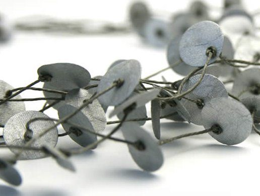 of paper and things: daily paper fix: ana hagopian paper jewelry