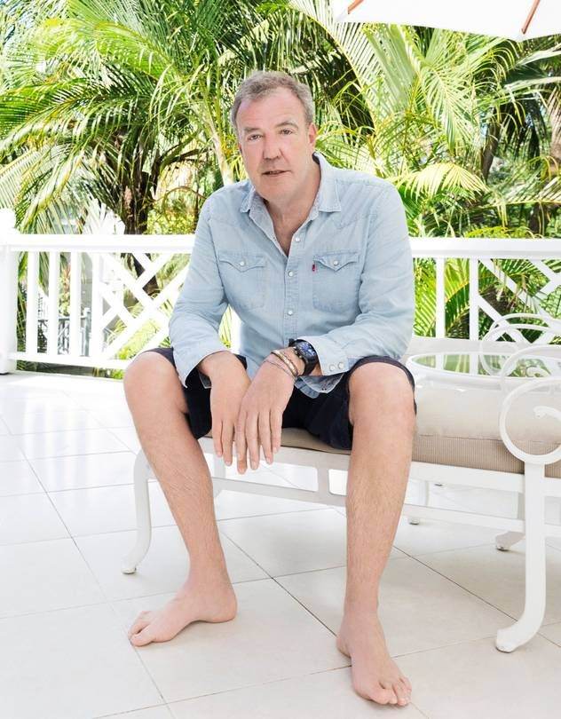 Jeremy Clarkson in Barbados