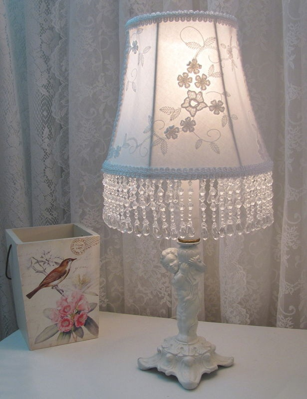 25 Unique Homemade Lamp Shades Ideas On Pinterest
