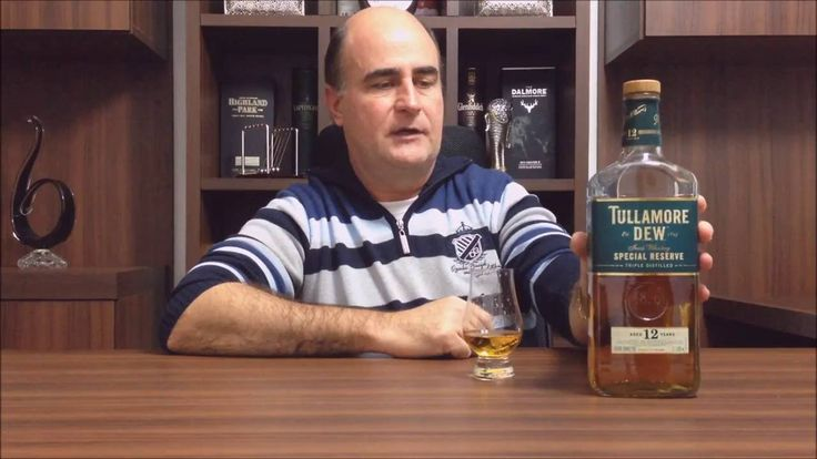 39: Review Tullamore Dew 12 anos - Whiskey Irlandês (Irish Whiskey).