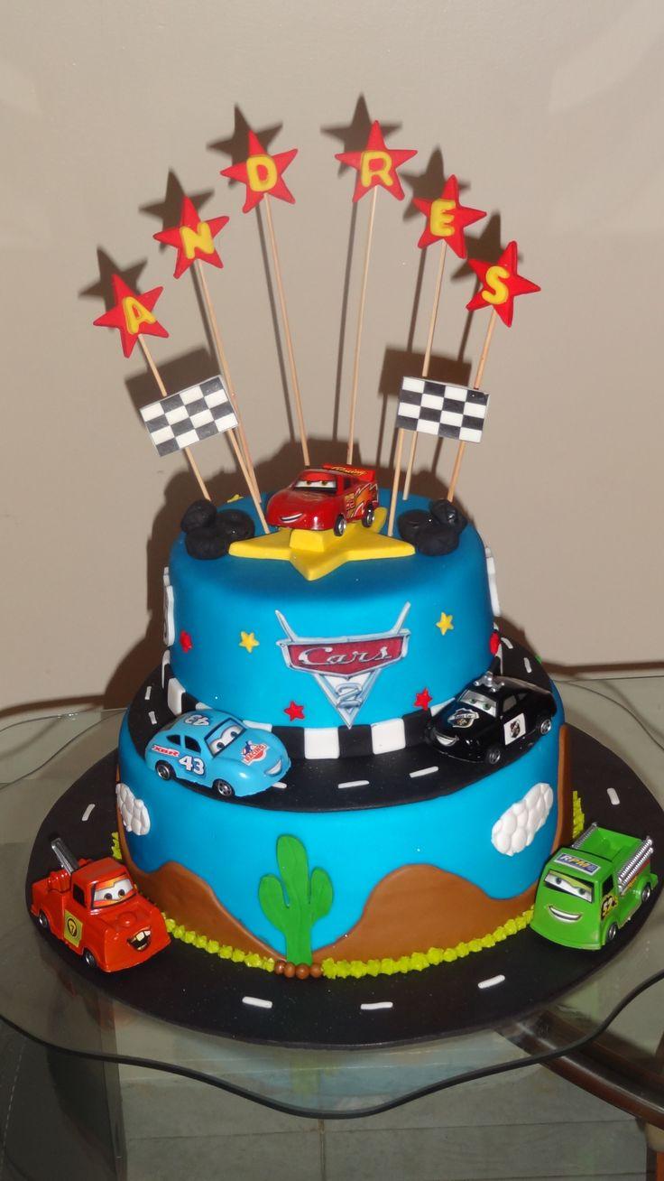 Torta Cars Las Tortas De Lala Pinterest Cars