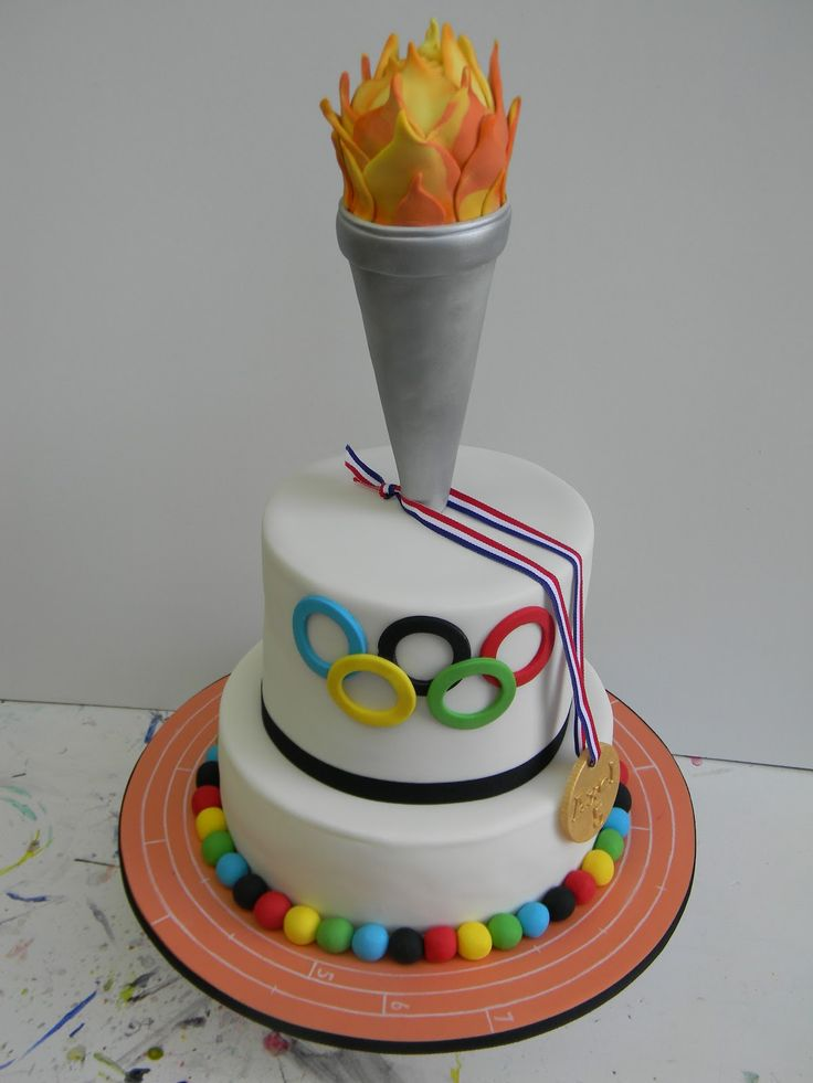 Olympic decoration