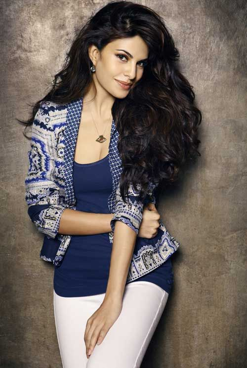 Jacqueline Fernandez #Bollywood #Fashion