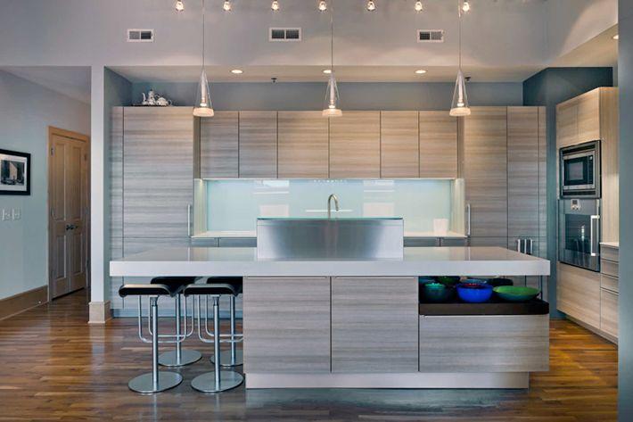 25 beste idee n over l vormige keuken op pinterest - Zwembad met kookeiland ...
