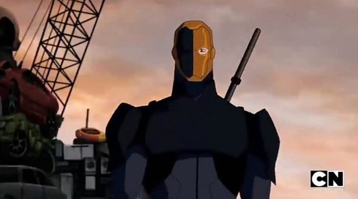 deathstroke young justice - photo #14