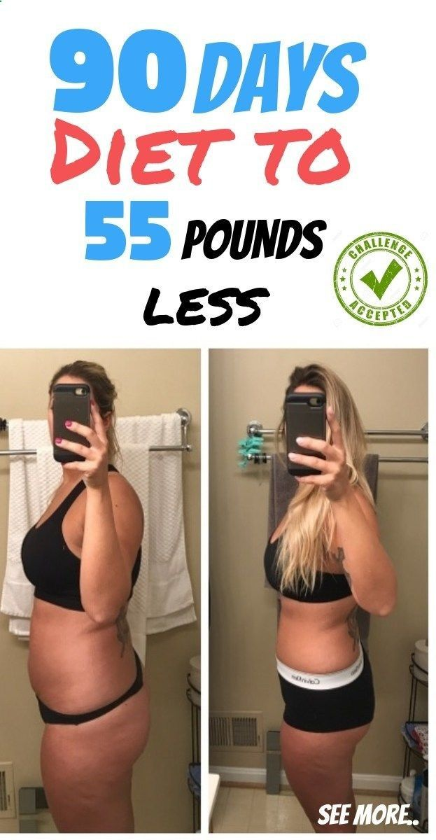 90 Day Diet to 55 Pounds Less [Try !]