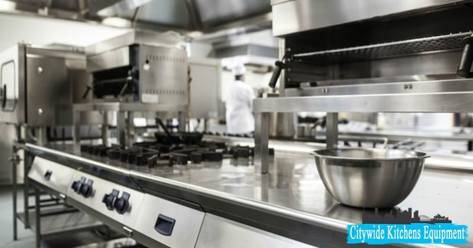 4 Good Reasons To Deal With An Online Catering Equipment Warehouse Commercial Kitchen Commercial Kitchen Equipment Kitchen