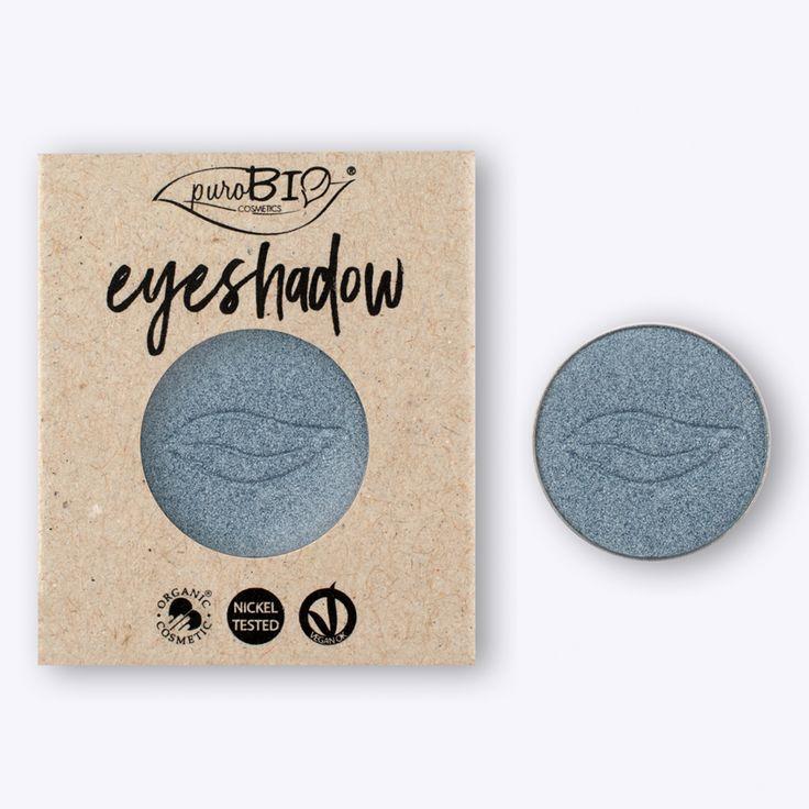 Sombra de Ojos Azul Hielo, para un maquillaje que les dejará ¡helados!