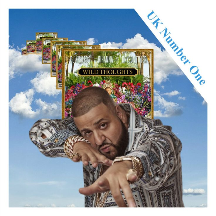 Wild Thoughts is by DJ Khaled, the American record producer and DJ.In the United States the song peaked at number 2 on the Billboard Hot 100 Chart in 2017  #djkhaled #song #pop #popmusic #Music #singer #songwriter