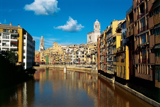 Girona - near Barcelona! Hopefully I will fly into this airport and explore Gordon's before barca!