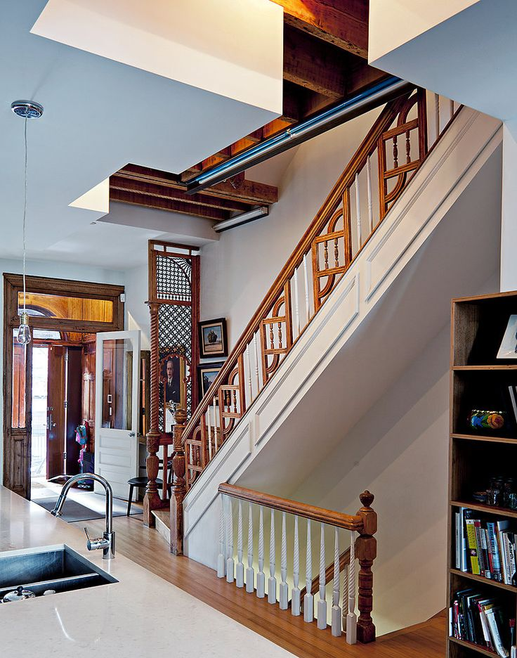 Foyer Ideas For Townhouse : Gorgeous harlem townhouse home sweet inside
