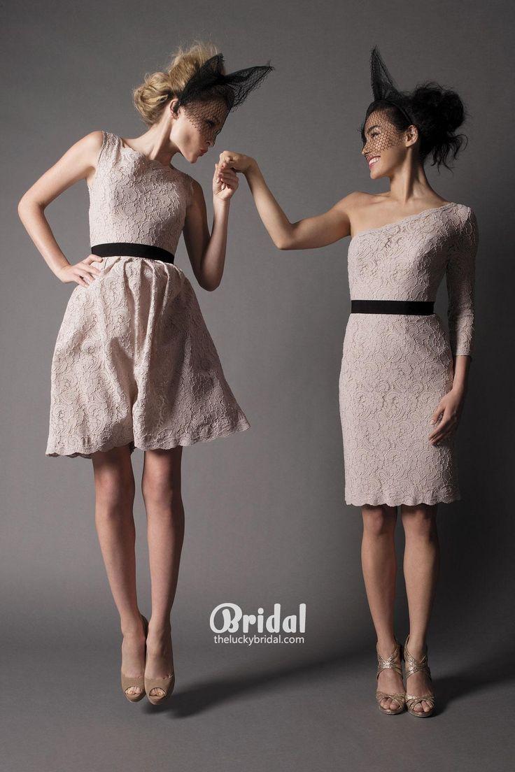 60 besten Bridesmaid dresses Bilder auf Pinterest | Brautjungfern ...