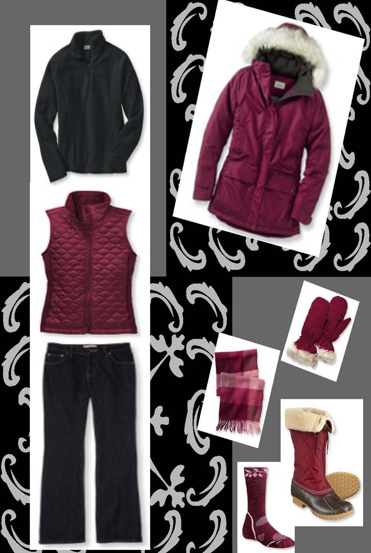 Winter wonderland --- L.L. Bean StyleBeans Style, Winter Wonderland, Sporty Girls, Simple Style, Mr. Beans