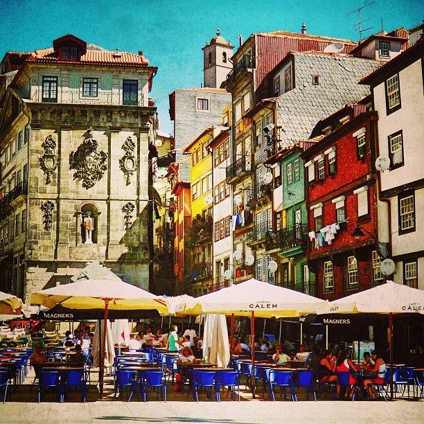 25 things to do in porto - Ribeira District Porto