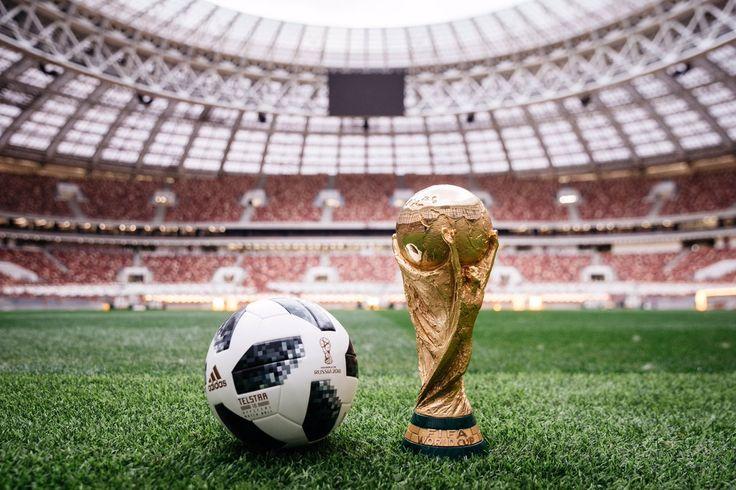 Telstar 2018 Adidas balón oficial Mundial Rusia 2018