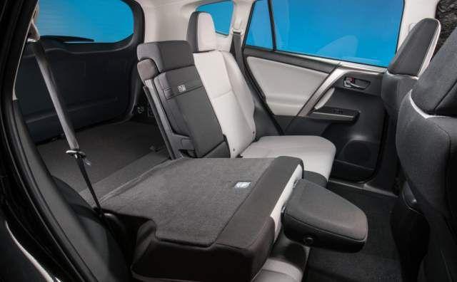 2019 Toyota Rav4 Interior Mae E Filha
