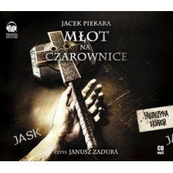 Młot Na Czarownice - Książka Audio Na Cd (Cd) - Jacek Piekara, Audiobooki w języku polskim <JASK>