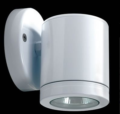 Hunza Down Lite PURE LED is  non-adjustable, and can be mounted with the lamp directed up or down.
