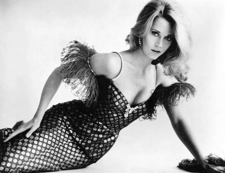 "Jane Fonda... ""Cat Ballou""  (1965)"