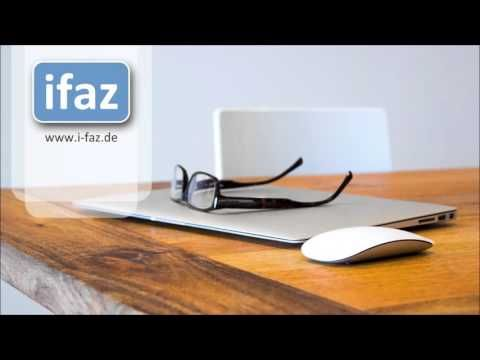 SWR4-Interview mit dem IFAZ und SLides zur Arbeit der Zukunft