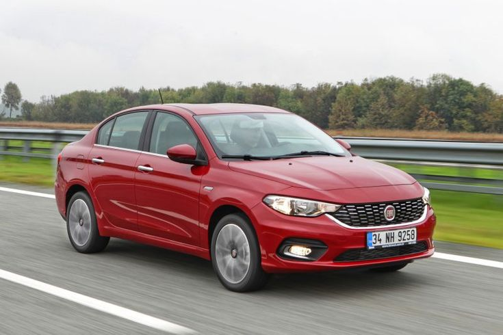 Fiat Tipo (356) 1.6 (120 Hp) - Technical specifications and fuel consumption