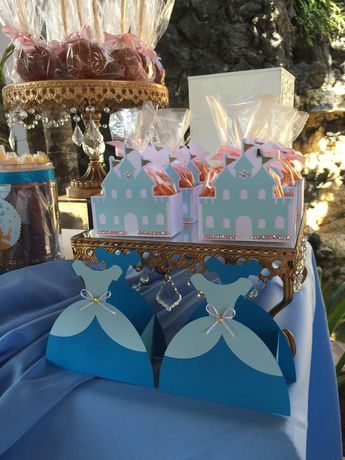Cinderella Birthday Party | CatchMyParty.com