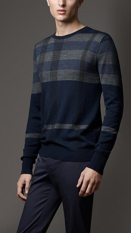 Burberry Mens Sweater more than half off